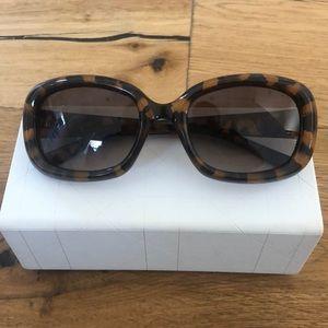100% Authentic Dior Tortoise Shell Sunglasses